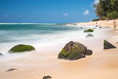 Turtle Beach (thedailyjaw) Tags: longexposure beach hawaii oahu filter northshore lee circularpolarizer d610 leefilters bigstopper