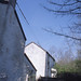 Ivy Dene Cottage behind Ivy House Farm, Tongwynlais, April 2000
