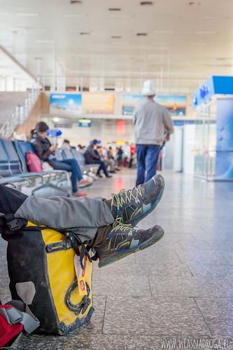 Lotnisko w Biszkeku