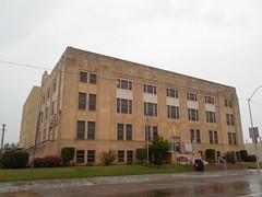 Grady County Courthouse (jimmywayne) Tags: oklahoma historic courthouse countycourthouse nationalregister chickasha nrhp gradycounty