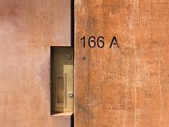 Corten (architectming) Tags: architecture facade steel entrance front residential urbanism corten