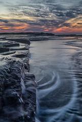 Bangalley Headland Sunrise 2 (RoosterMan64) Tags: longexposure seascape clouds sunrise sydney australia nsw northernbeaches rockshelf leefilters bangalleyheadland