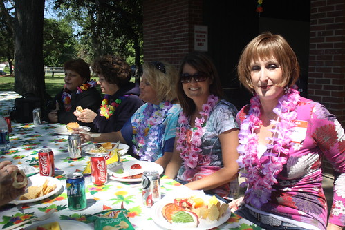 All Staff Picnic, June 2013