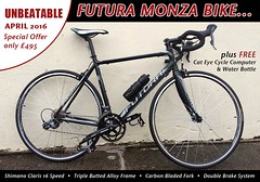 Conway Cycles Showroom OFFER April 2016