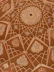 Abbasi House in Kashan (mousy) Tags: house iran decoration ceiling iranian kashan