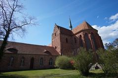 Kloster Chorin (steffenz) Tags: germany deutschland lenstagged sony 12mm brandenburg walimex 2016 nex samyang niederfinow steffenzahn nex6 samyang12mm walimex12mm walimexpro12mm120ncscse