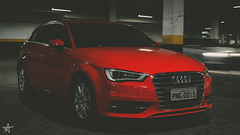 Audi A3 (nathanmateus23) Tags: car night race dark underground euro wheels wide meeting racing clean turbo carro vehicle a3 tuner dope audi rims pneu roda dapper aro veículo illest madeinbrazil worldcars way2clean cleanculture cleanvision