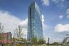 European Central Bank (ECB)  in Frankfurt (schulzthomas874) Tags: germany deutschland la european frankfurt central banco bank bce ecb centrale ezb banque europeu zentralbank européenne europäische