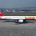 Belair Boeing 757-2G5 HB-IHS 'Horizonte'
