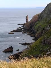 Old Man of Stoer (milnefaefife) Tags: sea seascape landscape coast scotland highlands rocks cliffs hills shore moor sutherland moorland seastack stoer assynt northwesthighlands oldmanofstoer pointofstoer stoerhead