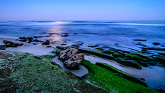 La Jolla tide pools by moonlight (R*Pacoma) Tags: california longexposure morning sunrise nikon sandiego places lajolla tokina moonlight tidepools 1116 nd1000 d7100 lajollatidepools