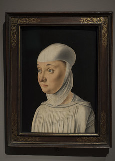 Portrait of a Woman, Possibly a Novice of San Secondo