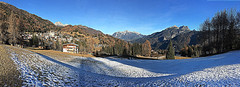 POZZALE DI CADORE - EXPLORE #59. DEC.27.2015 (GIO_CRIS) Tags: explore 59 dec272015