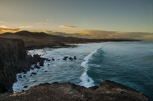 Fuerteventura, a new day in Cotillo