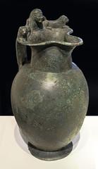 Jarra de Valdegamas (. M. Felicsimo) Tags: man ibero museoarqueolgiconacional orientalizante