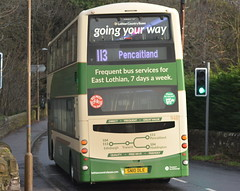 948 (Callum Colville's Lothian Buses) Tags: bus green buses volvo edinburgh cream gemini lothian lcb lothianbuses gemini2 pencaitland edinburghbus b9tl sn10dle geminib9tl busesedinburgh busesb9tl babertonb9tlvolvo buseslothianbuses