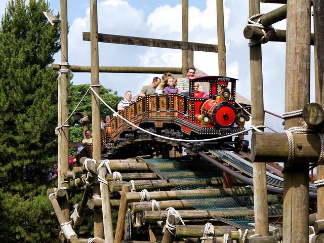 Runaway Mine Train