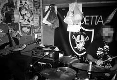 repetition (Shtani v Getri) Tags: camera old 2 blackandwhite bw music white black film drums mju zoom sofia guitar lifestyle atmosphere olympus bulgaria ii 100 agfa apx compact 115 vendetta oldfilm
