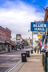 Beale Street Memphis (SDB777) Tags: memphis sony streetphotography bbq bealestreet beale a7ii bluebars sigma50f28 sonya7ii sigma50dg