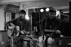 Duo (Nick Vidal-Hall) Tags: gig livemusic openmic theboothhall