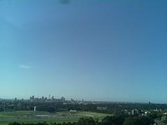 Sydney 2016 Feb 13 18:08 (ccrc_weather) Tags: sky evening outdoor sydney australia automatic kensington feb unsw weatherstation 2016 aws ccrcweather