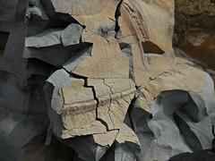 shale /Moss Beach (kenjet) Tags: california beach rock stone coast coastal mossbeach shale