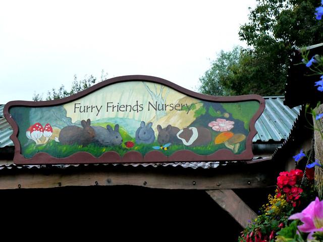 Furry Friends Nursery