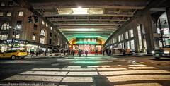 Pershing Square  - New York (Darrell Craig Harris - Getty Contributor) Tags: street new york city travel newyork canon lights neon manhatten pershingsquare anamazingshot flickraward