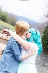 DSC_4058 (XRavenheartPH) Tags: moon cute girl couple cosplay persone haruka yuri cosplayer sailor neptune uranus michiru allaperto