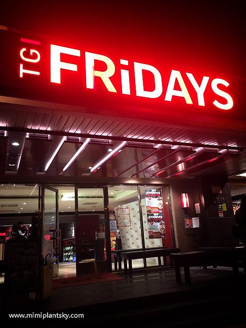 台北市松山美食Fridays