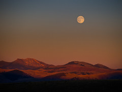Blue Moon Rise (Wandering by Bicycle) Tags: sunset montana bicycletouring bluemoon adventurecycling bikepacking gdmbr greatdividemountainbikeroute