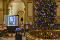 151217-Z-IM587-001 (CONG1860) Tags: usa colorado denver co veterans sacrifice heros militaryservice goldstarfamilies coloradonationalguard treeofhonor governorsownarmyband