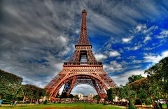 now available on getty images (Rex Montalban Photography) Tags: paris france architecture europe eiffeltower hdr diffusedglow lledefrance rexmontalbanphotography quartierdugroscaillou