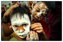 Sto. Nino Festival @ Tondo, Manila 2016 (Mio Cade) Tags: poverty street boy baby church girl festival children dance kid asia philippines jesus performance holy event manila ritual stonino santonino 2016 tondo