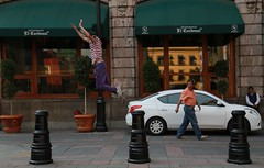 Parkour (Jos Lira) Tags: mxico salto pakour malavares tols