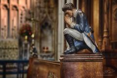 Let Us Pray (Linda O'Donnell) Tags: church soldier prayer valleyforgenationalhistoricalpark washingtonmemorialchapel placeofprayer lindaodonnell lindanjo6