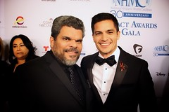 Luis Guzman and Nicholas Gonzalez