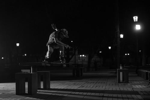 Alejandro Celis - Nollie bs tailslide