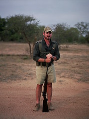 Our guide Brian from Tanda Tula (chillbay) Tags: africa camp southafrica safari guide krugernationalpark kruger tandatula krugerafrica