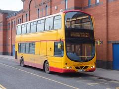 Midland Classic 44 Burton (Guy Arab UF) Tags: bus london classic buses derbyshire trent wright gemini pulsar 44 midland upon burton daf arriva independents db250 dw27 lj53bgk