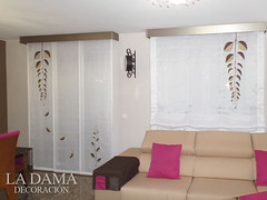 "Cortinas personalizadas de La Ventana de Colroes • <a style=""font-size:0.8em;"" href=""http://www.flickr.com/photos/67662386@N08/25013066919/"" target=""_blank"">View on Flickr</a>"