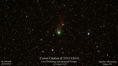 Comet_Catalina_20160206_HomCav_Observatory_ResizedDown2HD (homcavobservatory) Tags: catalina observatory astrophotography astronomy dslr comet refractor us10 homcav c2013