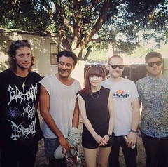 CHVRCHES. (Alleat) Tags: lauren indonesia gambino childish mayberry chvrches