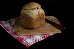 Pan de cereales (Frabisa) Tags: bread recipe homemade bakery pan cereals cereales casero panificadora