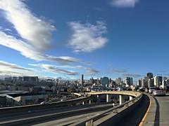 (Lynn Friedman) Tags: sanfrancisco downtown driving traffic freeway commute rushhour elevated 94103 offramp fossilfuels 280north lynnfriedman