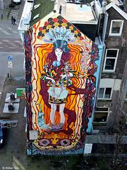 Rotterdam: RAMON MARTINS (Akbar Sim) Tags: streetart holland netherlands graffiti rotterdam mural nederland rotjeknor ramonmartins roffa akbarsimonse akbarsim