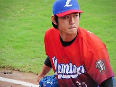 IMG_3434_副本 (vivian_10202) Tags: baseball taoyuan cpbl lamigo 王溢正