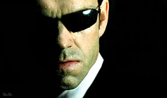 agent smith... (Stu Bo) Tags: sunglasses matrix movie evil moviestar neo agentsmith villian topaz badguy cs3 suitandtie