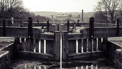 Five Rise Locks, Bingley (Basil Parylo) Tags: liverpool canal 5 five leeds locks rise bingley