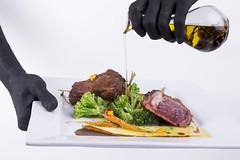 Gastronomia (medeiros.rafa) Tags: food gourmet gastronomia fotografia oleo carnes azeite vanguarda louças contemporânea gastro foodstyling sorvetes fotogourmet gastronomiarestaurante clickfood comdende